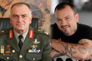 Ενοχλημένος με την υπόθεση Σκαρμούτσου ο αρχηγός ΓΕΣ