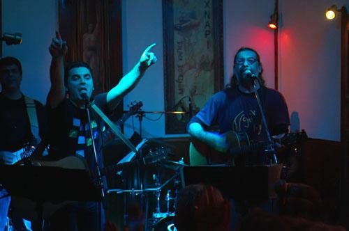 Συναυλία Ευγένιου Δερμιτάσογλου και Νίκου Μεργιαλή