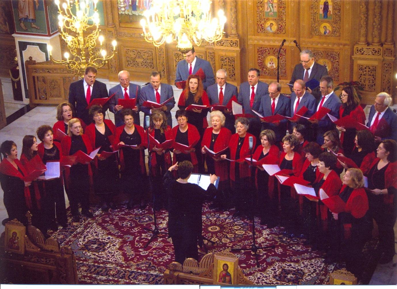 Μελωδικά Χριστούγεννα-συναυλία Χορωδίας Εκπαιδευτικών