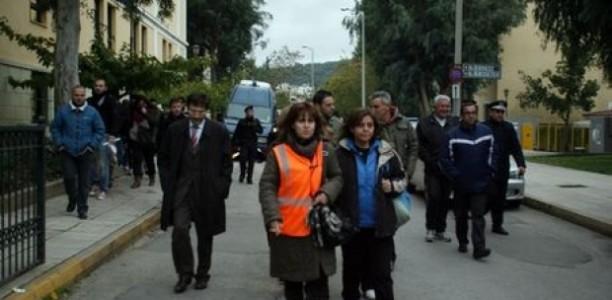 Λάρισα: Διώκονται για αντίσταση κατά της αρχής οι σχολικοί σύμβουλοι