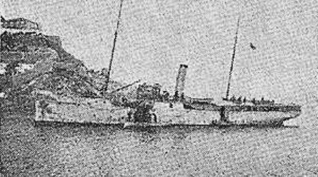 Γρηγόρης Καρταπάνης:Το ναυάγιο του Πειραιά που έγινε τραγούδι (Μέρος Α)