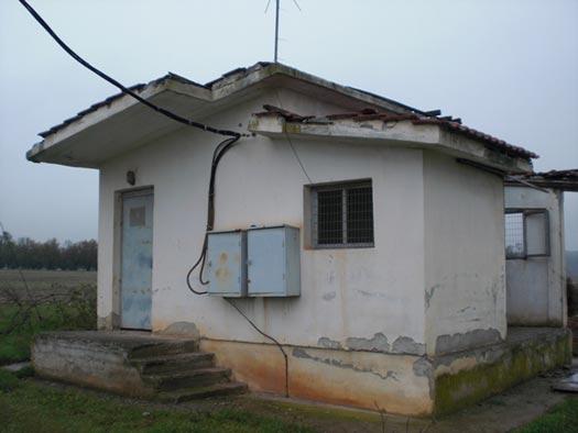 Διάρρηξη σε πομόνα του ΤΟΕΒ Τυρνάβου