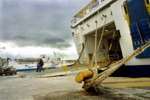 Απαγόρευση απόπλου από το λιμάνι του Πειραιά