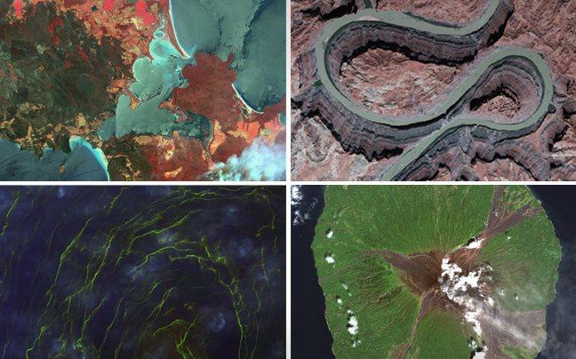 Οι καλύτερες φωτογραφίες της Γης για το 2013