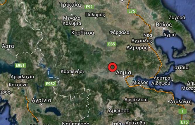 Σεισμός 4,4 βαθμών