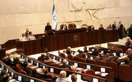 Απίστευτο ρατσιστικό επεισόδιο μέσα στην ισραηλινή Βουλή