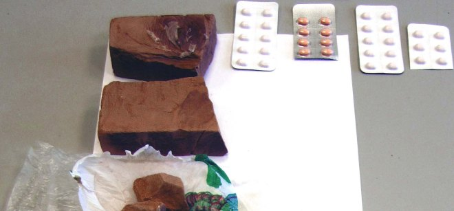 41χρονος συνελήφθη με 300 γρ. ηρωίνη στη Λάρισα