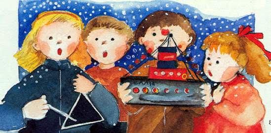 Μουσική εκδήλωση «Παραδοσιακά Κάλαντα από όλη την Ελλάδα του δωδεκαημέρου των Εορτών Χριστουγέννων - Πρωτοχρονιάς - Φώτων»