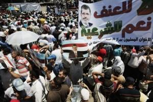 Αίγυπτος: Μποϊκοτάρουν το δημοψήφισμα για το Σύνταγμα οι οπαδοί του Μόρσι