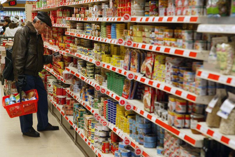 Λάρισα: Συνελήφθη 31χρονος να κλέβει σε σούπερ μάρκετ