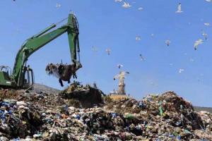 Νοσοκομειακά απόβλητα στον ΧΥΤΑ Φυλής