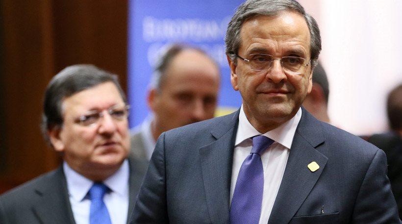 Σαμαράς από Βρυξέλλες: Η Ελλάδα αρχίζει με θετικές επιδόσεις