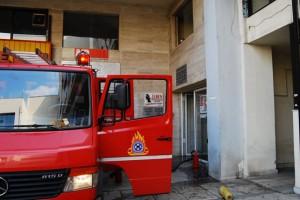 Υπό έλεγχο φωτιά σε διαμέρισμα στου Ρέντη