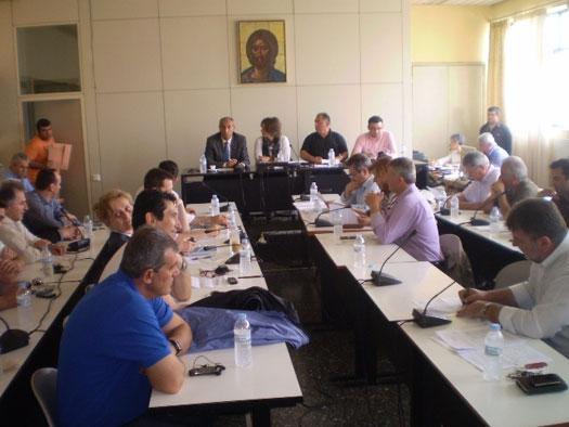 Σημαντικά έργα ύψους 14,5 εκ. € το 2014 στο Δήμο Καρδίτσας