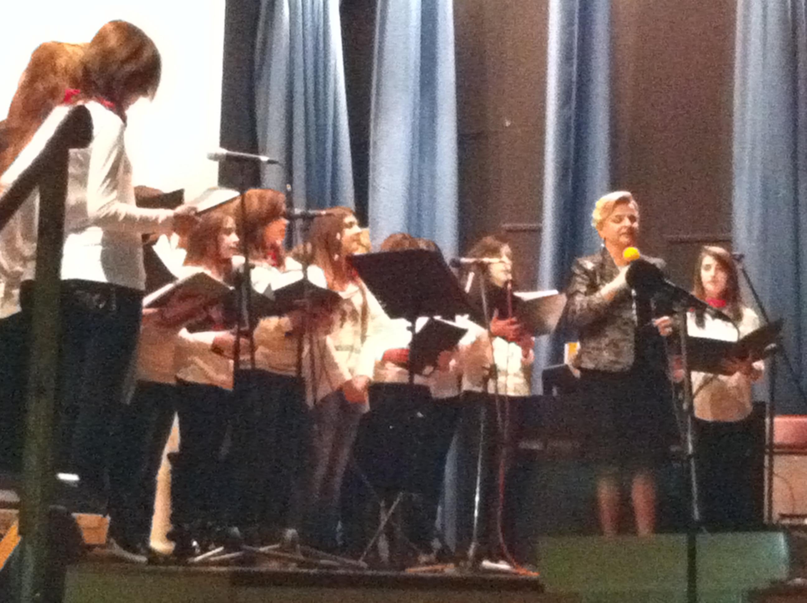 Χριστουγεννιάτικη συναυλία 10ου Γυμνασίου