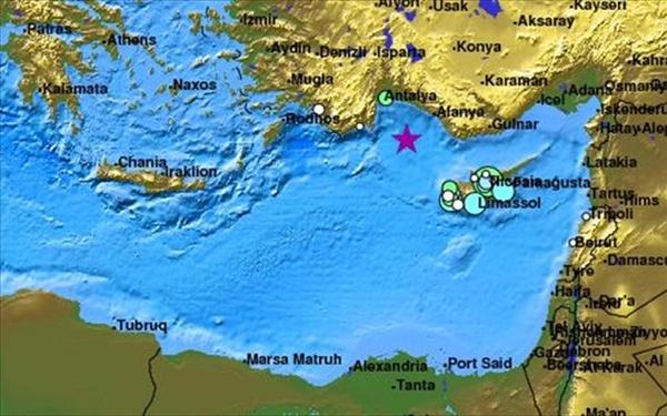 Σεισμική δόνηση 5,9 Ρίχτερ στην Τουρκία