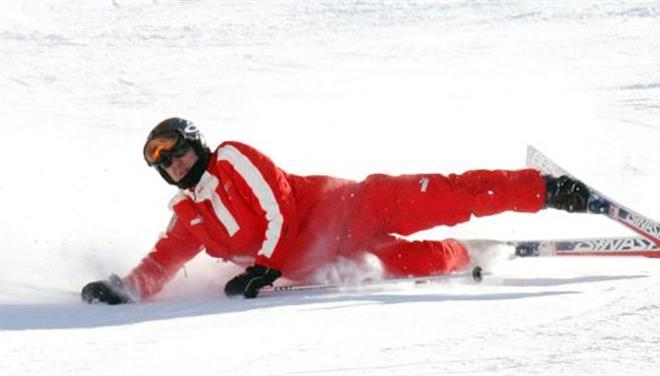Σε κατάσταση σοκ ο θρύλος της F1 Μίκαελ Σουμάχερ μετά τον τραυματισμό του στο κεφάλι