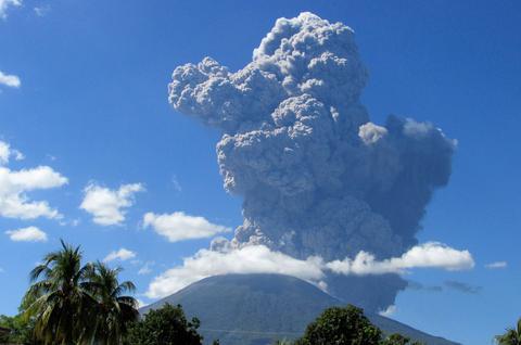 Εκρηξη ηφαιστείου στο Ελ Σαλβαδόρ