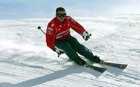 Ο Σουμάχερ και άλλοι 42.999 τραυματίες στο σκι κάθε χρόνο
