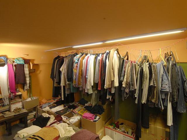 Προσφορά 10.000 ρούχων σε απόρους