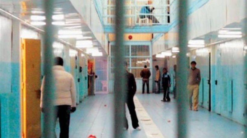 Αιματηρή συμπλοκή στις φυλακές Μαλανδρίνου: Τον κάρφωσε με αυτοσχέδιο μαχαίρι