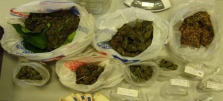 Λάρισα:Συνελήφθησαν με μισό κιλό χασίς!