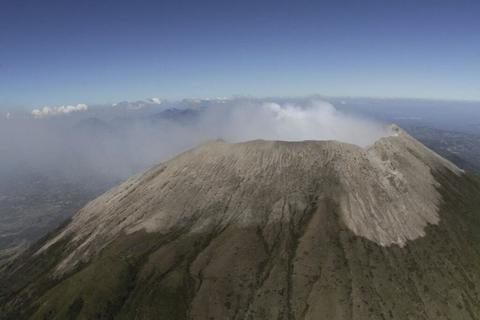 Ελ Σαλβαδόρ: Συνεχίζεται η εκκένωση περιοχών γύρω από το ηφαίστειο Τσαπαραστίκ