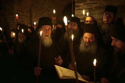 Βυζαντινοί Υμνοι της Ορθόδοξης Ανατολής στην Π. Ηλεκτρική