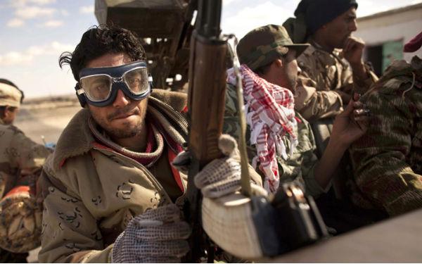 Σύλληψη δύο Αμερικανών στρατιωτών στη Βεγγάζη