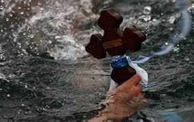 O Αγιασμός των  Υδάτων σε  Ν.Αγχίαλο και  Ιωλκό