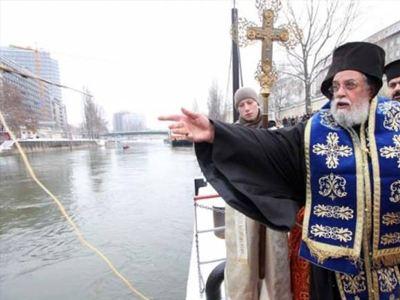 Αυστρία : Ο ελληνισμός γιόρτασε τα Θεοφάνια