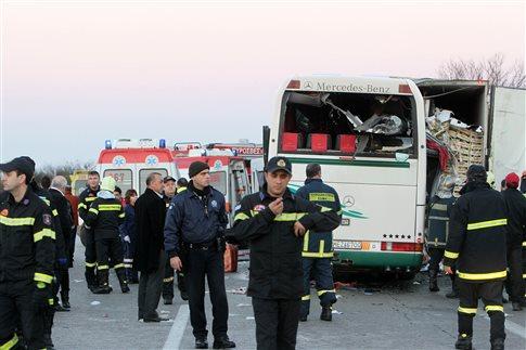 Προθεσμία για να απολογηθεί στον οδηγό που εμπλέκεται στο δυστύχημα στα Ν.Μάλγαρα
