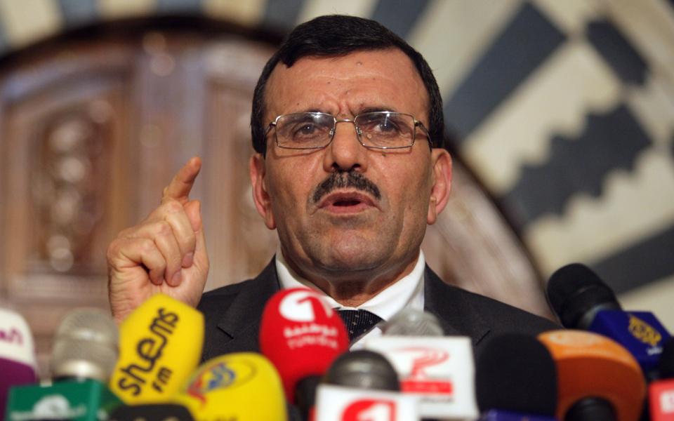 Παραιτήθηκε ο Τυνήσιος πρωθυπουργός, Αλί Λάραγεντ