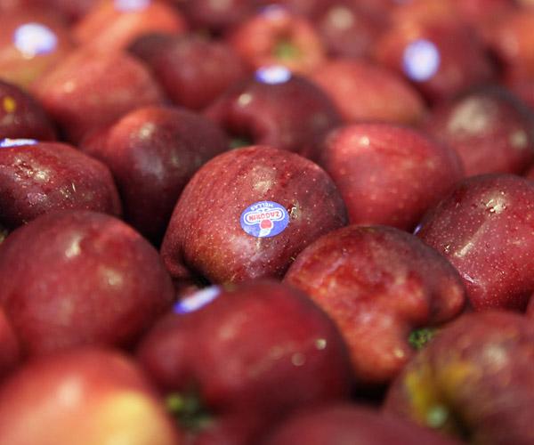 Υποκατανάλωση στα ακριβά μήλα