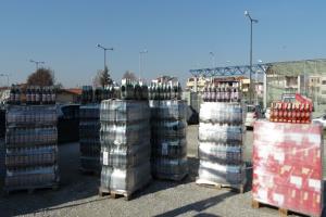 Λάρισα: Μια νταλίκα «μπόμπες» από τη Βουλγαρία