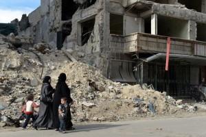Σχεδόν 500 νεκροί στον εσωτερικό εμφύλιο των αντιπάλων του καθεστώτος Άσαντ