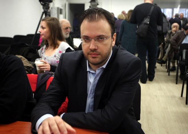 Ο Θ. Θεοχαρόπουλος νέος γραμματέας της ΔΗΜΑΡ