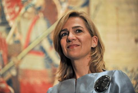Ισπανία: Νωρίτερα θα καταθέσει η πριγκίπισσα Κριστίνα για το σκάνδαλο