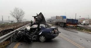 27 τροχαία ατυχήματα το Δεκέμβριο στη Θεσσαλία