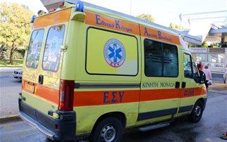 Σοβαρό τροχαίο με τραυματίες παιδιά στην Άρτα