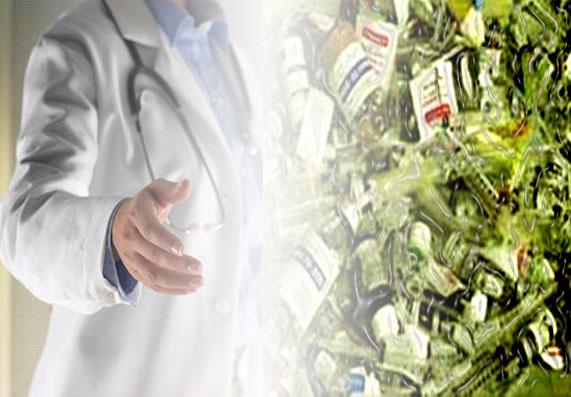 Η μεγάλη μπίζνα με τα μολυσματικά απόβλητα των νοσοκομείων που... αυγατίζουν
