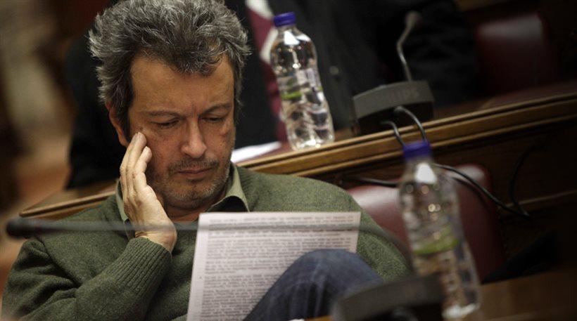 """Τατσόπουλος: """"Θέλω να είμαι στη νέα Βουλή με Κεντροαριστερά"""""""