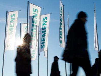 Ανάκριση μάνατζερ της Siemens στην Αθήνα