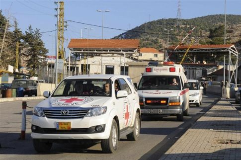 Πύραυλος στα σύνορα Λιβάνου και Συρίας, τουλάχιστον επτά νεκροί