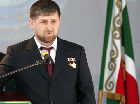 Καντίροφ: «Κατά 99% νεκρός» ο ηγέτης των ισλαμιστών της Τσετσενίας