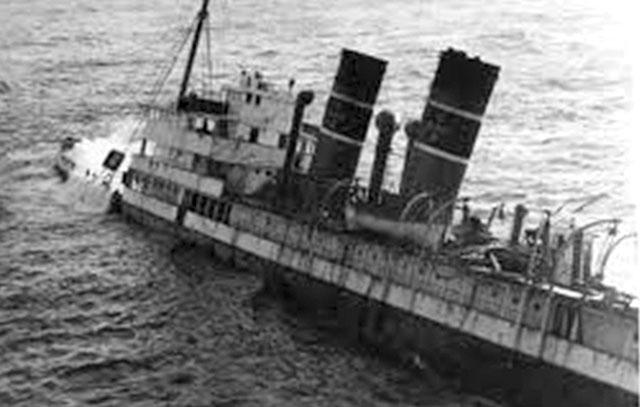 Γρηγόρης Καρταπάνης:Καράβια και φουρτούνες