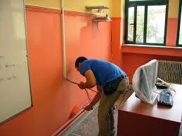 Εργασίες σε σχολικά κτίρια του Ρ. Φεραίου