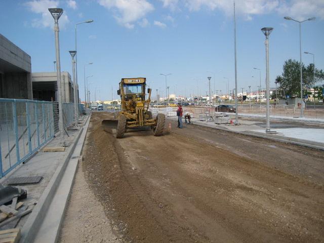 Διαγωνισμός για την κατασκευή οδών