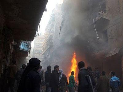 Συρία: Τέλος ο καπνός και η μουσική στην πόλη Ράκα