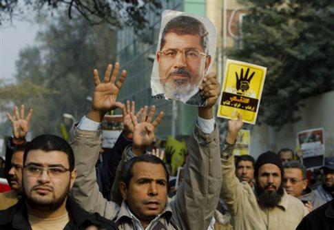 Σε 18 ημέρες διαμαρτυρίας καλούν οι υποστηρικτές του Μόρσι στην Αίγυπτο